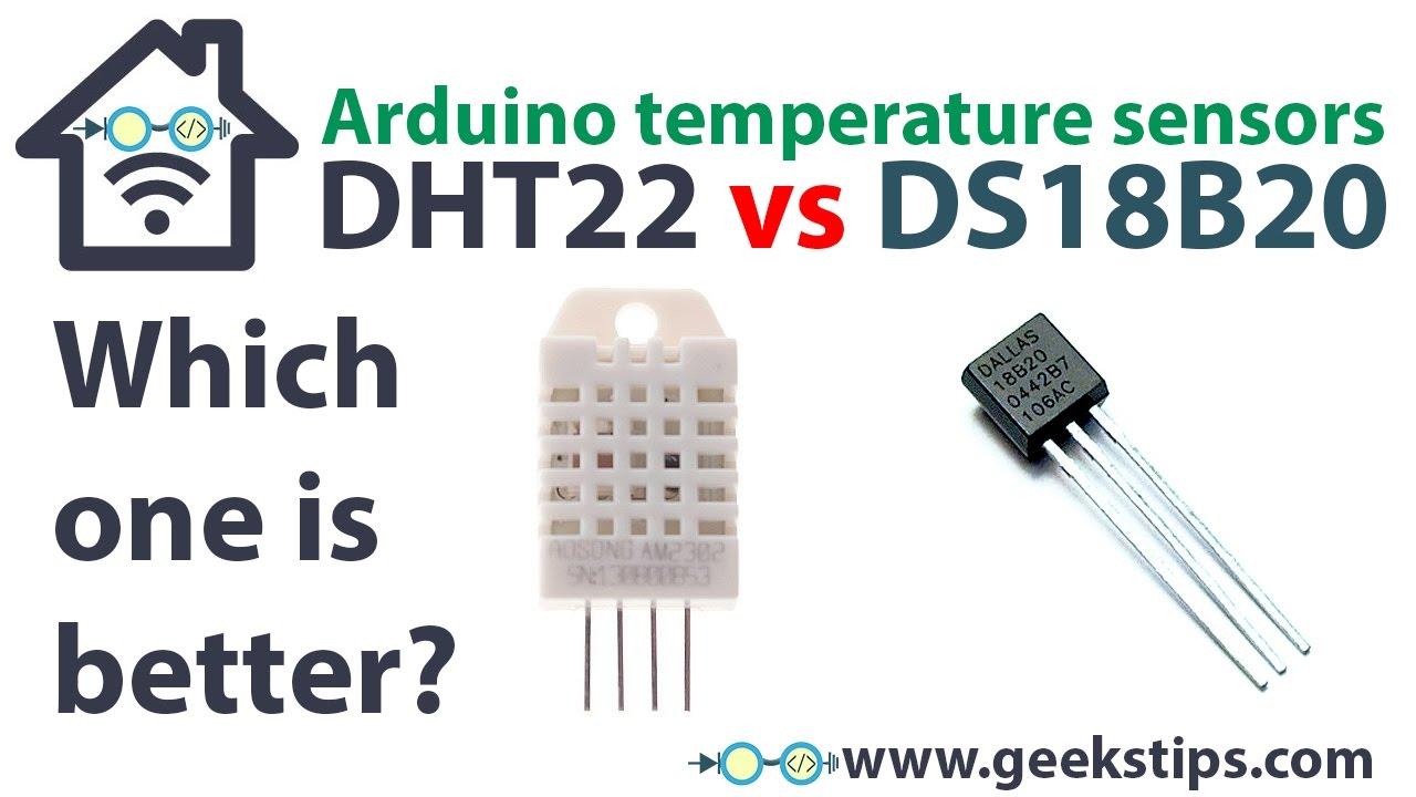Cat5 Network Wiring Diagram Arduino Temperature Sensor Dht22 Temperature And