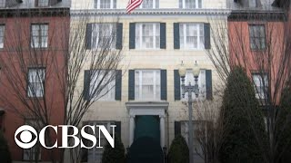 Harris temporarily moving into Blair House while Naval Observatory undergoes renovations