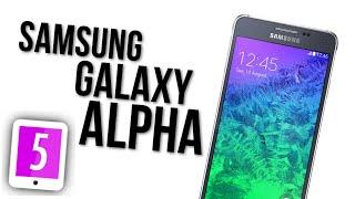 Samsung Galaxy Alpha - 5 rzeczy o nowym Samsungu