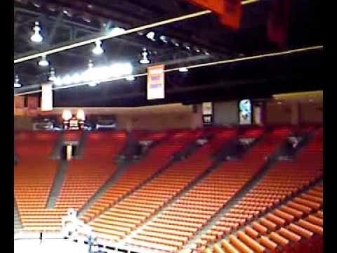 Inside The Don Haskins Center - YouTube