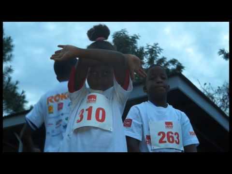 Kids of Africa – Run for Fun November 2015 Part 1