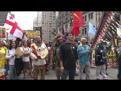 People's Climate March- NYC 9.21.2014 LARGEST CLIMATE MARCH IN HISTORY!