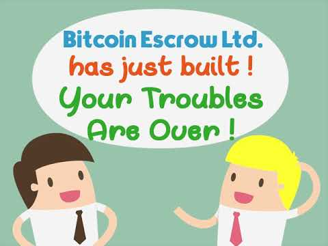 What Is Bitcoin Escrow Service ?