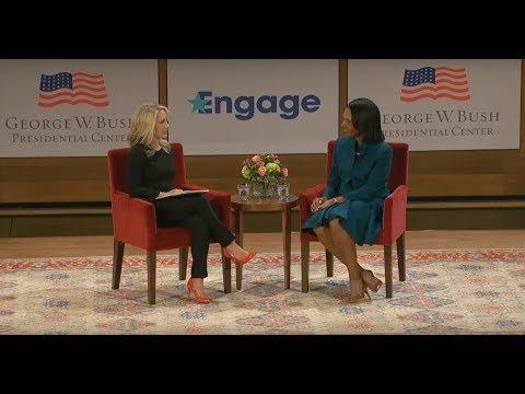 Democracy and Freedom: A Conversation with Condoleezza Rice