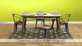 Aki-Home Spring 2016 Mix and Match Commercial