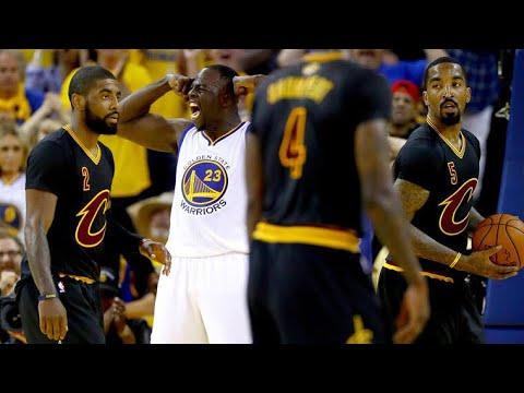 2016 NBA Finals Game 7 Full First Half