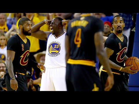 2016 NBA Finals Game 7 Full First Half - YouTube