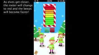 The Original Elf Finder: Search and Track Hidden Elves (App Demo)