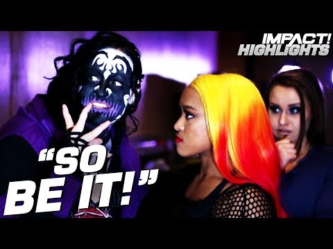 Rosemary Recruits Her DARK ARMY! | IMPACT! Highlights Mar 1, 2019
