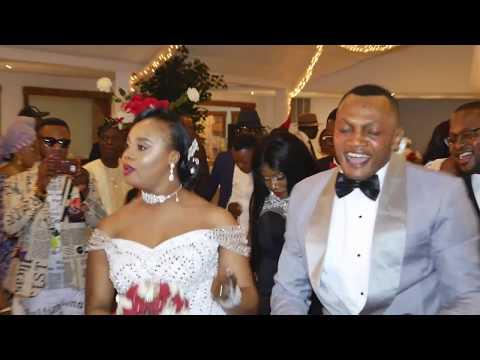 CHRISTELLE & CHALACO WEDDING CONGOLESE  MOVIES