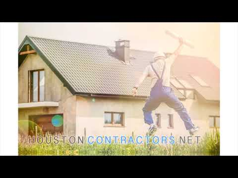 Houston Contractors | Construction, Remodeling, Commercial Concrete works and Home Related Services