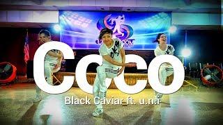 Coco - Black Caviar ft. u.n.i | Dance | Chakaboom Fitness | Choreography l coreografia not Zumba