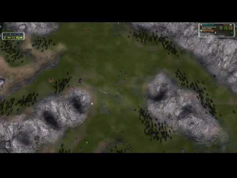 Supreme Commander - FAF Cast 333 - Ladder Match - CrazedChariot Vs Nexus