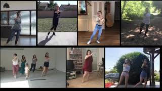 Vidéo de l'Atelier Danse de Seb et Sandra à Mâcon : défi n°6