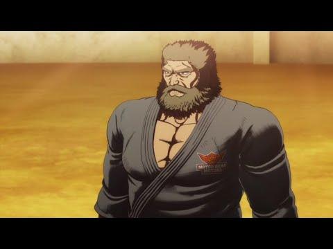 Download Kengan Ashura season 2 - [ AMV ] - Gensai Kuroki vs Lihito