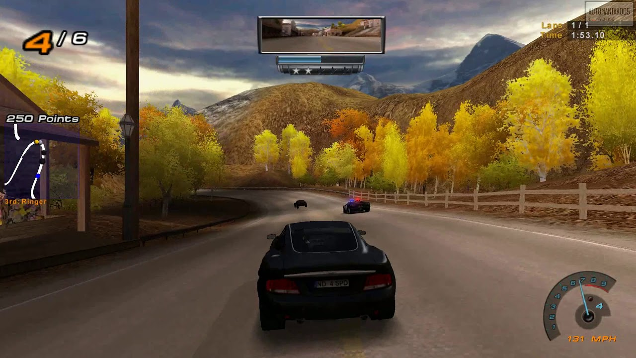 need for speed hot porsche на ps2