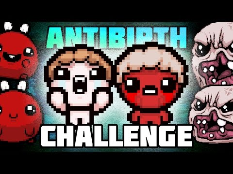 ANTIBIRTH Challenge - Seeing Double!