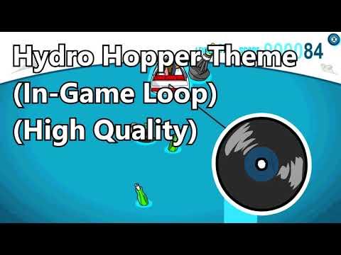 Club Penguin - Hydro Hopper Theme [Loop High Quality]