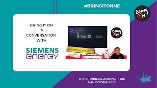Bring it on tv: episode 18 - siemens energy