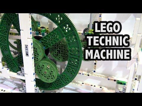 LEGO Antikythera Mechanism (Ancient Greek Computer)