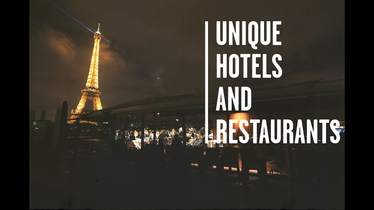 unique hotels restaurants h tels et restos extr mes