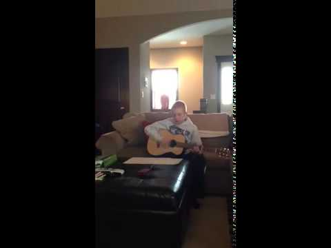 All Too Well...Spencer Olson (age 9) Taylor Swift