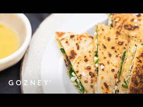 Spinach And Feta Gözleme   Roccbox Recipes   Gozney