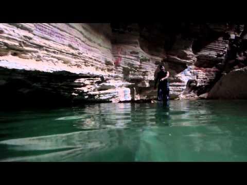 Ain Heet cave in Riyadh