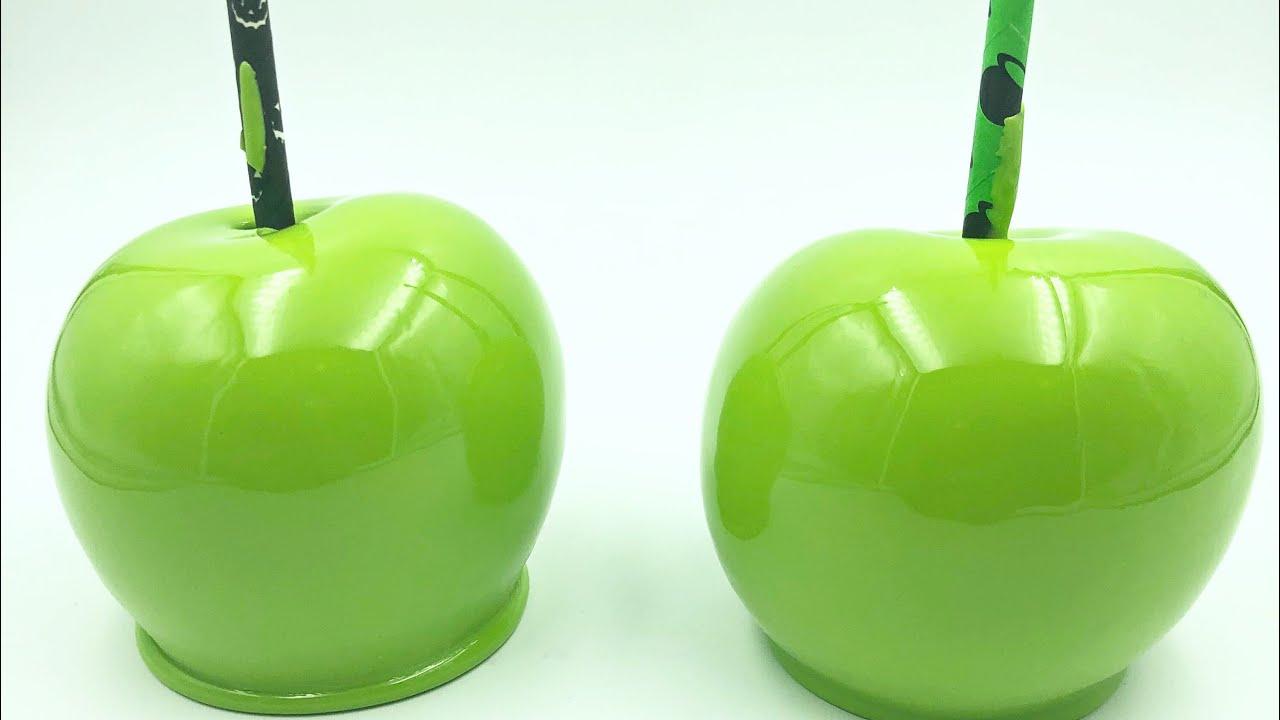 цвет зеленого яблока фото угадать, кисти