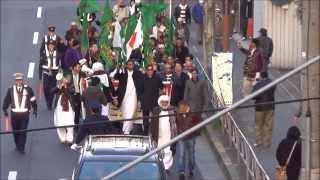 Eid Milad Jaloos {Procession} Tokyo Japan 12-01-2014
