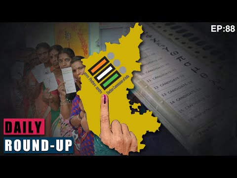 NewsClick Daily Round-up Ep 88: Phase II of Lok Sabha Elections and More
