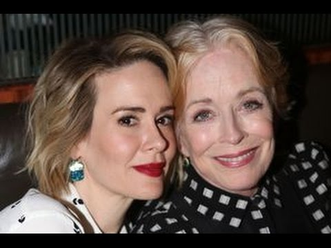 Holland Taylor 'dating Actress Sarah Paulson', As Star Opens Up About