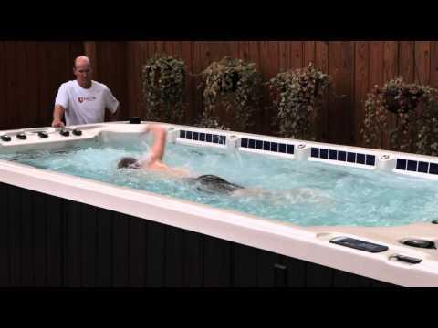 Dynasty Spas Aquex Swim Spa 0521.13