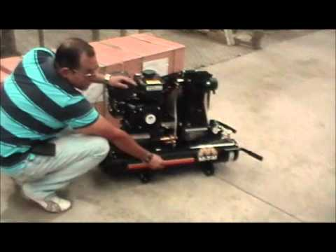 COMPRESOR DE AIRE MOTOR De GASOLINA AM1-PR07-08M