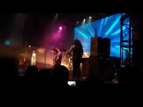 Ministry - Gates of Steel (Moscow live 02.08.2016) end of show