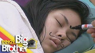 Pinoy Big Brother Season 7 Day 64: Marco, napagkatuwaan ang mga natutulog na Girl housemates