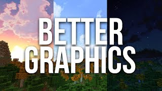 How to Get Better Graphics in Minecraft without Shaders