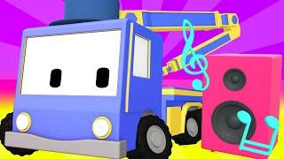 Kleinen Trucks   Geist - Lerne mit den kleinen Trucks 👶 🚚 Lehrreiche Cartoons für Kinder