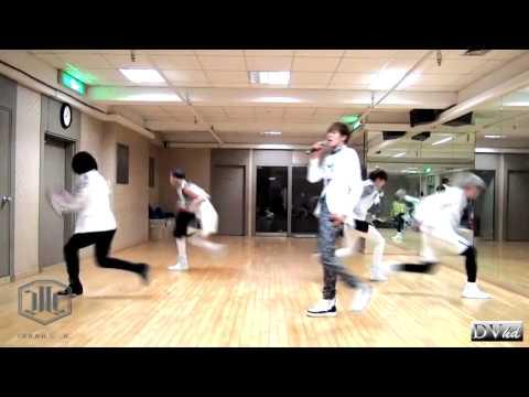 JJCC - At First (dance Practice) DVhd