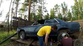 #Жить_Будет!/Восстановление автомобиля Toyota Crown MS-110, 1980 год.  Часть 1/Crown...