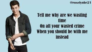 Shawn Mendes - Treat You Better (Lyrics) Original Audio