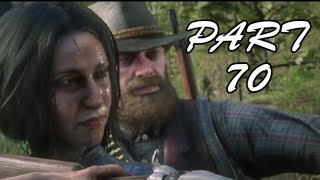 Red Dead Redemption 2 Walkthtough Part 69: Gun Teacher