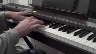 Martha My Dear Beatles  Piano - Rhad Davis