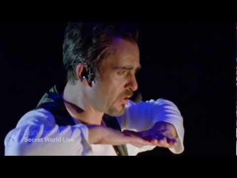 Peter Gabriel - San Jacinto (Secret World Live HD)