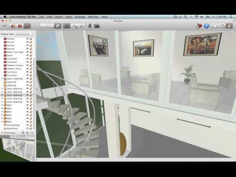 LIVE INTERIOR 3D Review! Latest version!
