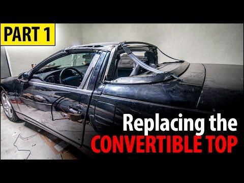 Replacing the Convertible top | Part 1