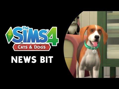 The Sims 4 News Bit: NEW PETS INFO!