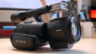 Sony  NEX-VG30 Review