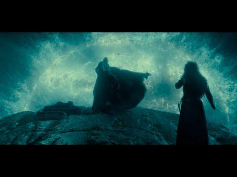 Битва за Хогвартс (часть 1). Гарри Поттер и Дары Смерти часть 2