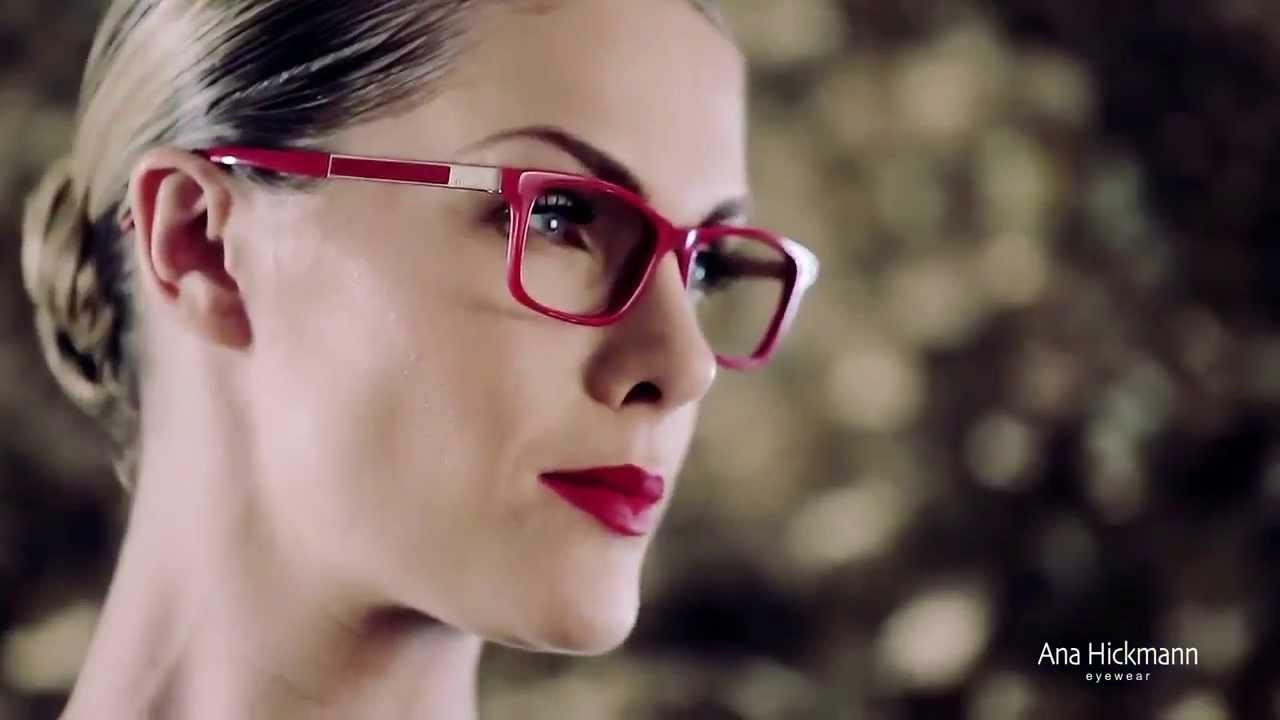 aba8afee4ca3a Ana Hickmann Eyewear 2015 - YouTube